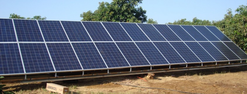 Winsolartech Solar PV Workers